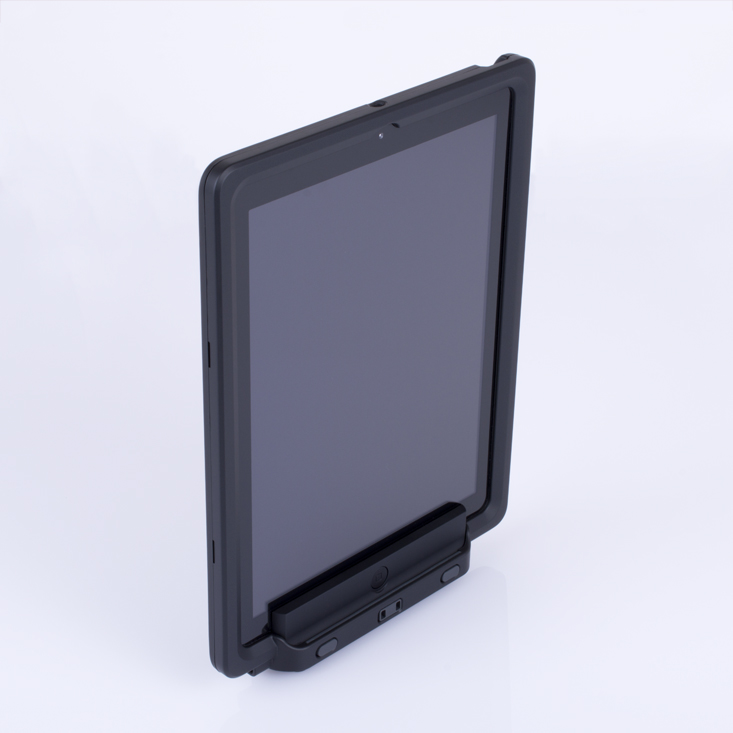 1 infineatab with ipad 2 case